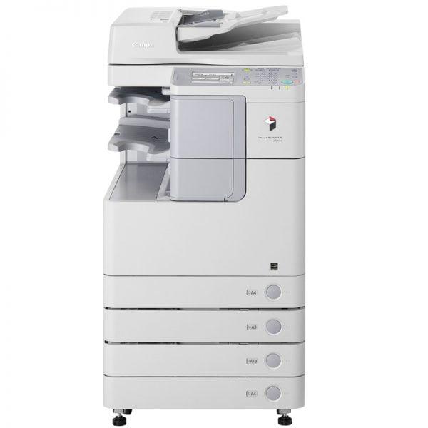 Canon imageRUNNER 2520 - urządzenie biurowe, charakteryzujące się dużą wydajnością. Urządzenia wielofunkcyjne w opcji dzierżawy, najmu oraz leasingu.
