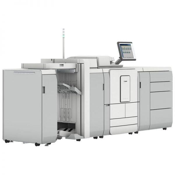 Canon varioPRINT 140 - urządzenie biurowe, charakteryzujące się dużą wydajnością. Urządzenia wielofunkcyjne w opcji dzierżawy, najmu oraz leasingu.