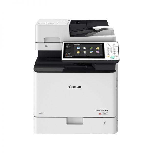 Canon imageRUNNER ADVANCE C256i III - urządzenie biurowe, charakteryzujące się dużą wydajnością. Urządzenia wielofunkcyjne w opcji dzierżawy, najmu oraz leasingu.