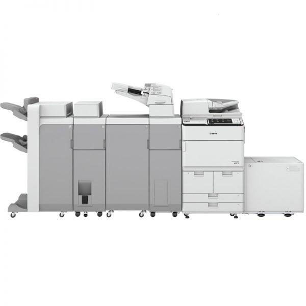 Canon imageRUNNER ADVANCE 8585 - urządzenie biurowe, charakteryzujące się dużą wydajnością. Urządzenia wielofunkcyjne w opcji dzierżawy, najmu oraz leasingu.